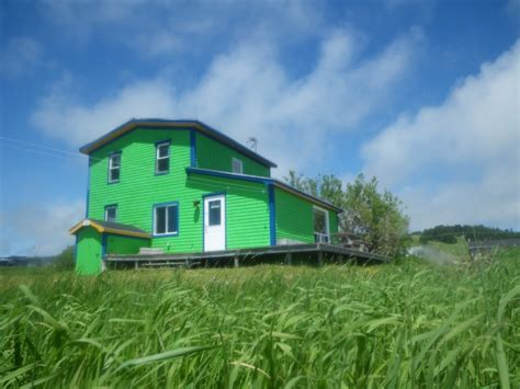 la maison verte cottages condos housekeeping units lodgingmagdalen islands