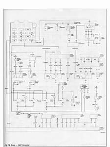 Jeep Wrangler Yj Fsm Wiring Diagrams