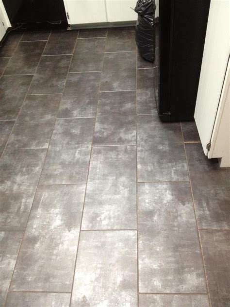 Groutable Vinyl Tile In Bathroom by Kitchen Groutable Vinyl Tile I Can T Believe This Is