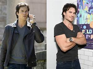 Ian, Somerhalder, Damon, Salvatore, From, The, Vampire, Diaries, Cast, Where, Are, They, Now