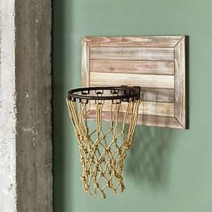 Maison Du Monde Panier à Linge : panier de basket mural en sapin pinterest panier de basket maison du monde et baskets ~ Teatrodelosmanantiales.com Idées de Décoration