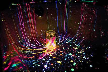 Neon Cool Glow Party Wild Gifs Animated