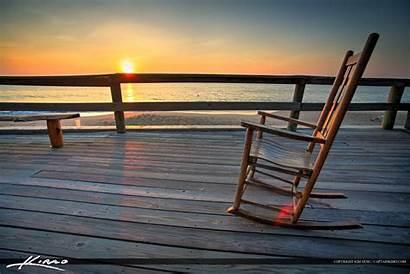 Chair Sunset Beach Rocking Vero Kimo Captain