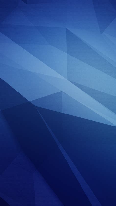 wallpaper polygons blue shapes hd abstract