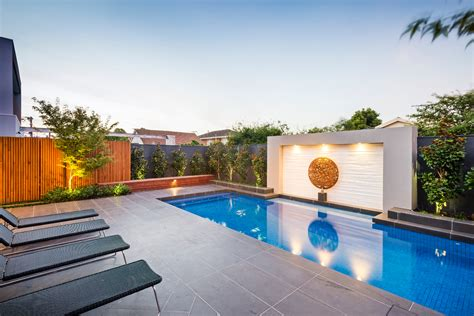 landscaping costs melbourne garden modern pool landscaping with pool decks also outdoor lounge chair and backyard fences