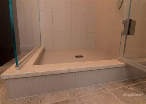 tile shower renovation ceramiques hugo sanchez