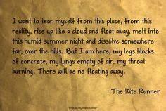 Memorable Quote... Kite Runner Dream Quotes