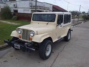 Estanciera Jeep Ika  Anuncios Junio