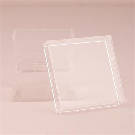 unique alternative acrylic wedding ring box ring pillows alternatives weddings how