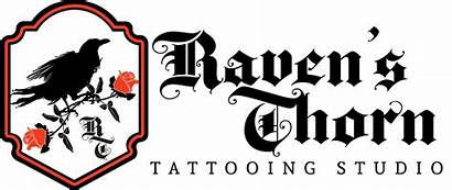 Tattoo Thorn Raven Studio Profile Ravens Business