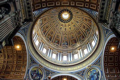 Basilica Di San Pietro Cupola by Baroque Rome Bernini And Borromini Tour Fragrance Tour