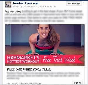Yoga Studio Facebook Ad Campaign Case Study | Herbst Marketing