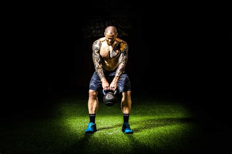 gym fitness dark kettlebell exercise muscle weights effort spotlight domain tattoos computer darkness muscles strong screenshot pxhere