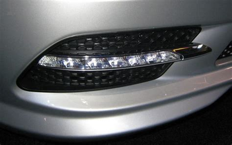 close  pics   led day time running lights  iaa