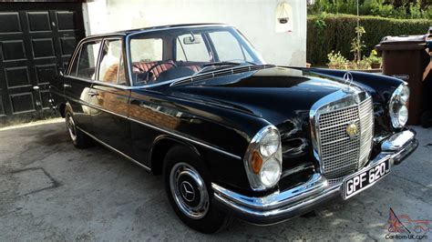 mercedes classic 1971 mercedes benz sel classic car for sale