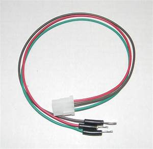 Mallory Magnetic Breakerless Wiring Harness New