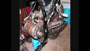 Electric Motorcycle Reverse Trike