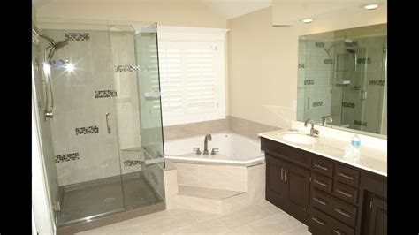 corner bathtubs  small bathrooms youtube