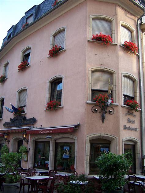 hotel le pavillon  echternach luxemburg reviewcijfer