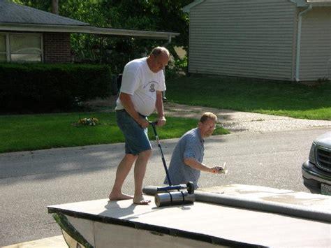 Cleaning Pontoon Vinyl Flooring by How To Replace Pontoon Boat Carpet Pontoon Forum Gt Get