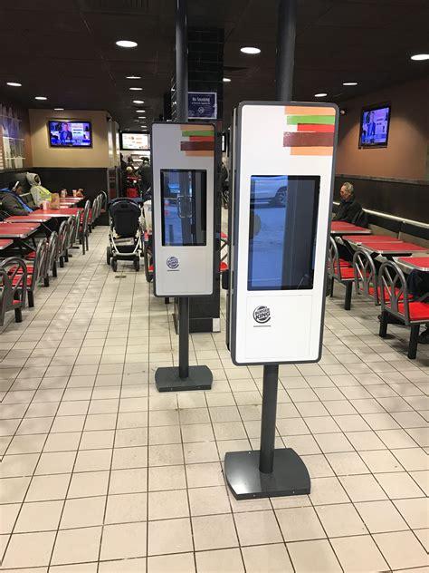 burger king franchise installation  zivelo  order