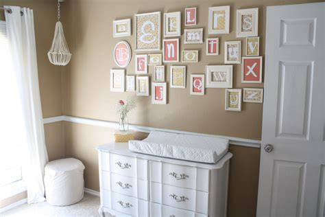 neutral nursery with pops of color project nursery