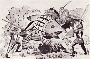 Bulette  From Title Page Of Ad U0026d Monster Manual  Tsr  1977