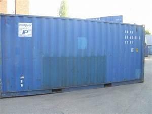 20 Fuß Container In Meter : 20 fu gebraucht wind wasserdicht ~ Frokenaadalensverden.com Haus und Dekorationen