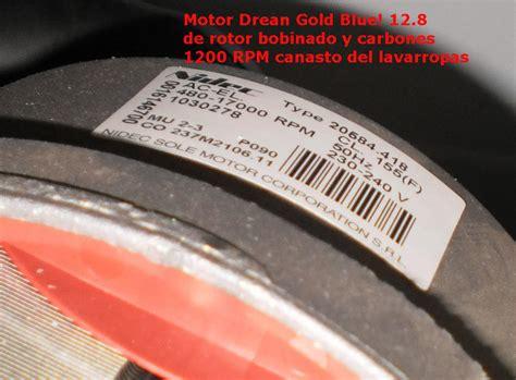 solucionado error 5 en lavarropas drean gold blue de 8