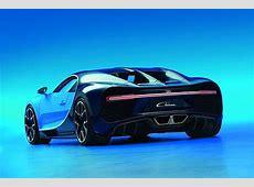 2017 Bugatti Chiron Lets Its QuadTurbocharged W16 Loose
