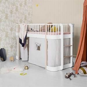 Oliver Furniture Hochbett : seaside hochbett vorhang rosa von oliver furniture kaufen kleine fabriek ~ A.2002-acura-tl-radio.info Haus und Dekorationen