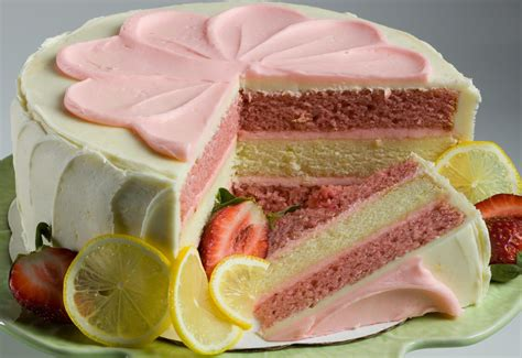 lemon cake recipe strawberry lemon cake recipe dishmaps