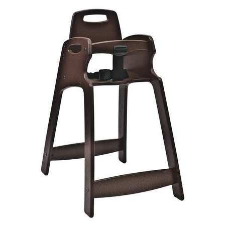 koala kare products kb833 09 kd eco high chair unssbld