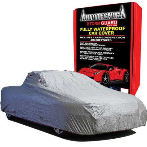 autotecnica stormguard waterproof ute car cover holden