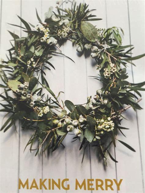 artificial australian native christmas wreath 17 best images about wreath on protea centerpiece eucalyptus