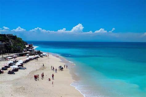 kawasan wisata pantai bagus  bali   terkenal