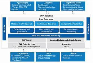 Sap Data Hub Solution Overview  U0026 Youtube Channel