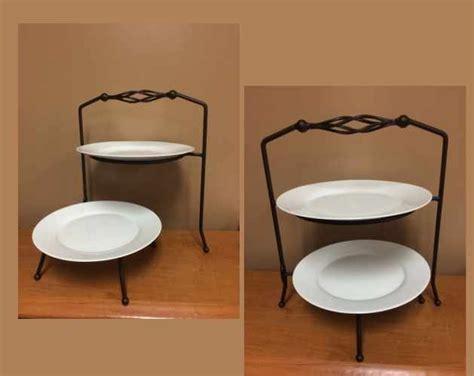 catering  tier plate stand bronze rentals tent rentals party rentals  event rentals
