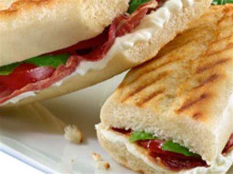 cuisine restauration recettes de panini de le cuisine restauration