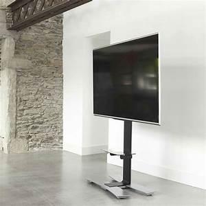 Pied Mural Tv : erard will 1600 xl noir 039070 achat vente support mural tv sur ~ Teatrodelosmanantiales.com Idées de Décoration