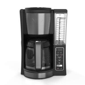 Getting a 12 cup coffee maker makes total sense if you have a medium or large family to brew. Ninja Coffee Maker Filter