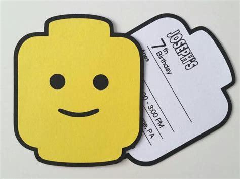die  besten ideen zu ninjago einladungskarten auf
