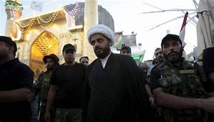 Iran's allies in Iraq push for US troops' exit from Sunni ...