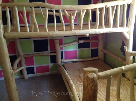 46 Pottery Barn Kids Treehouse Bed, Tree House Twin Over
