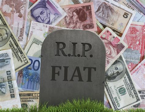 History Of Fiat Currency by Fiat Currency Graveyard A History Of Monetary Folly