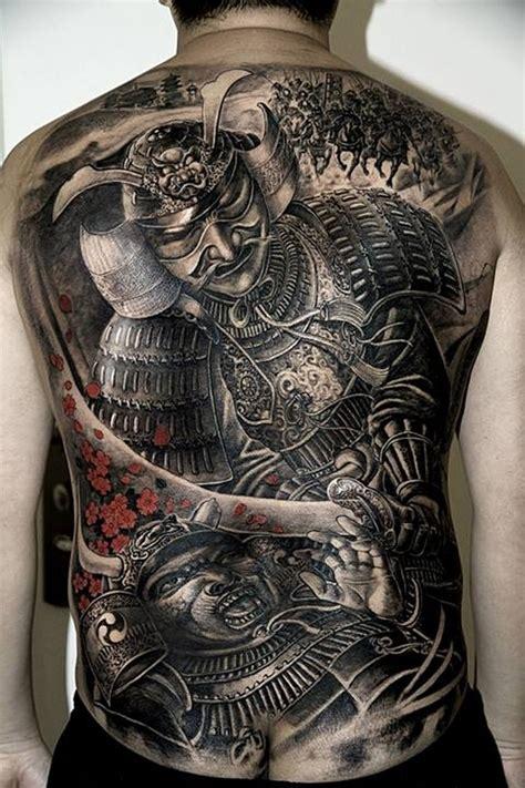 Samurai Warrior Tattoo Ideas