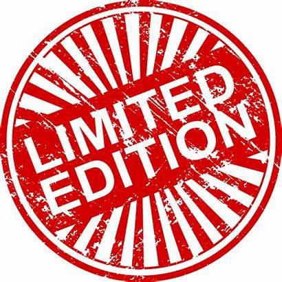 Limited Edition Stamp Vector Transparent Svg 2001