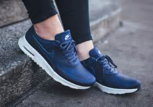 nike air max design nike air max thea loyal blue missbish 39 s fashion fitness lifestyle magazine
