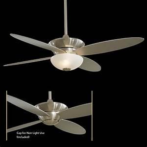 Minka Aire 52 U0026quot  Zen 4 Blade Ceiling Fan With Remote