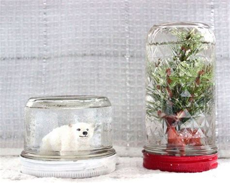 boule 224 neige faite maison 36 id 233 es de cadeaux ou d 233 coration